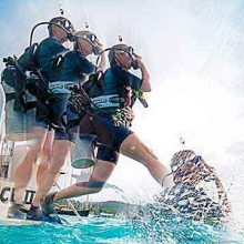 PADI Open Water Diver Course - One Week